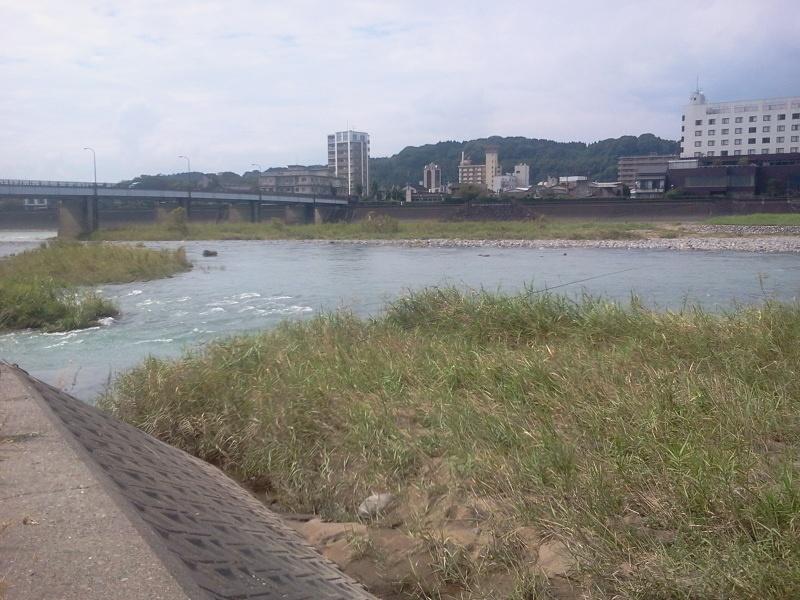 人吉市役所前(球磨川左岸)_2
