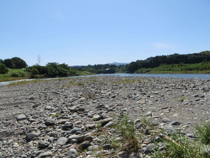 球磨川_鮎釣り_戦の瀬1