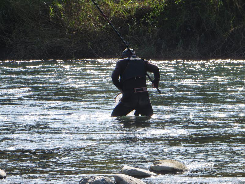 球磨川_鮎釣り_戦の瀬6