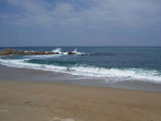 波穏やかな良い天気