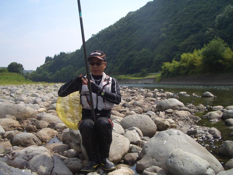 20140601釣れない川辺