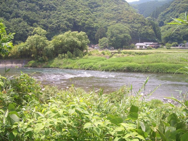20140601人のいない川辺川