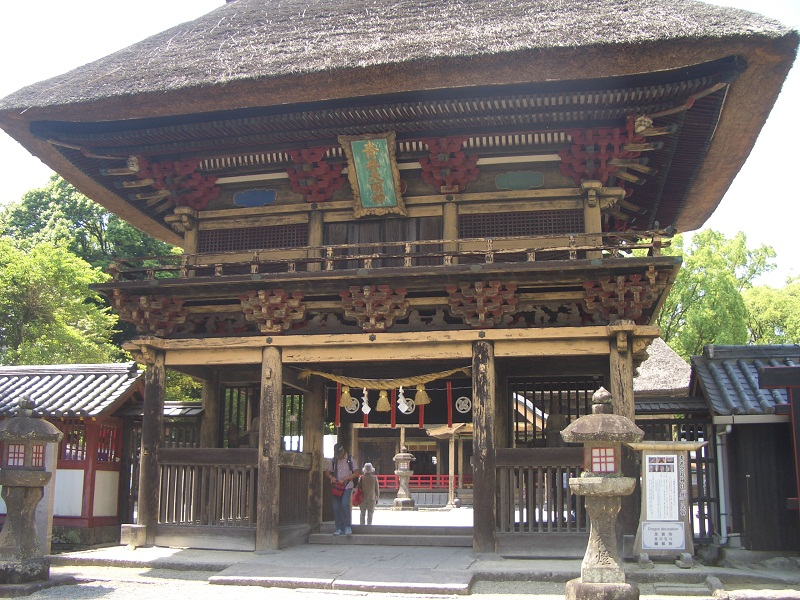 20140523青井神社正門